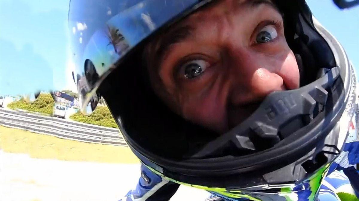 Valentino Rossi GP de España