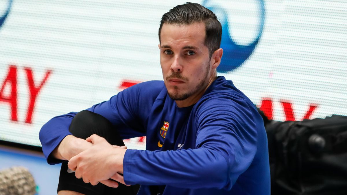 Thomas Heurtel, jugador del Barcelona