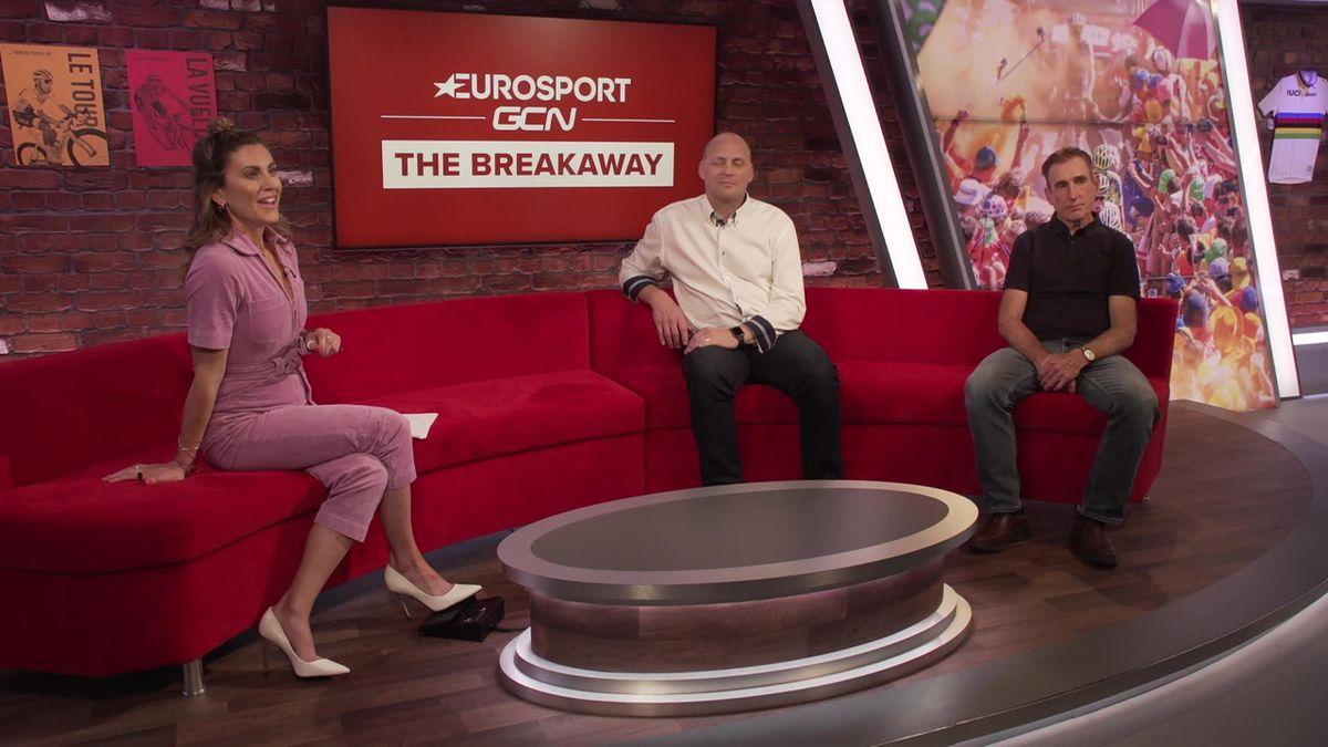 'That feeling within is great' - Breakaway discuss more confident Roglic plus new TT tactics