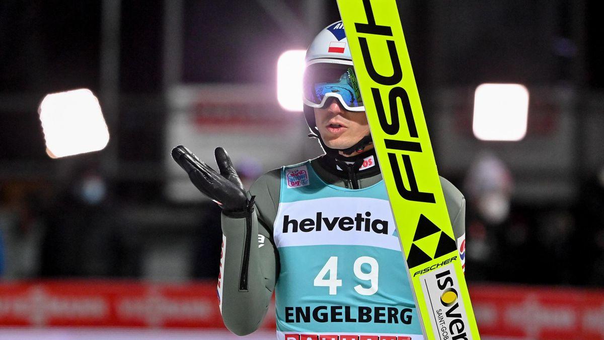 Kamil Stoch in Engelberg 2020