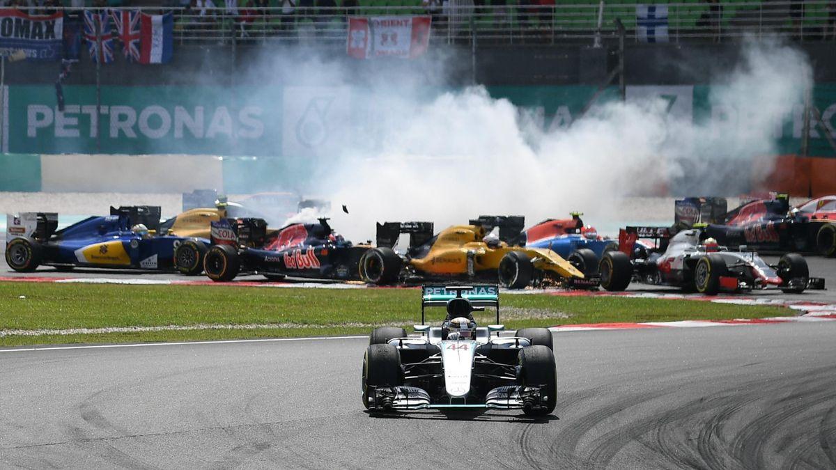 Lewis Hamilton GP de Malasia 2016