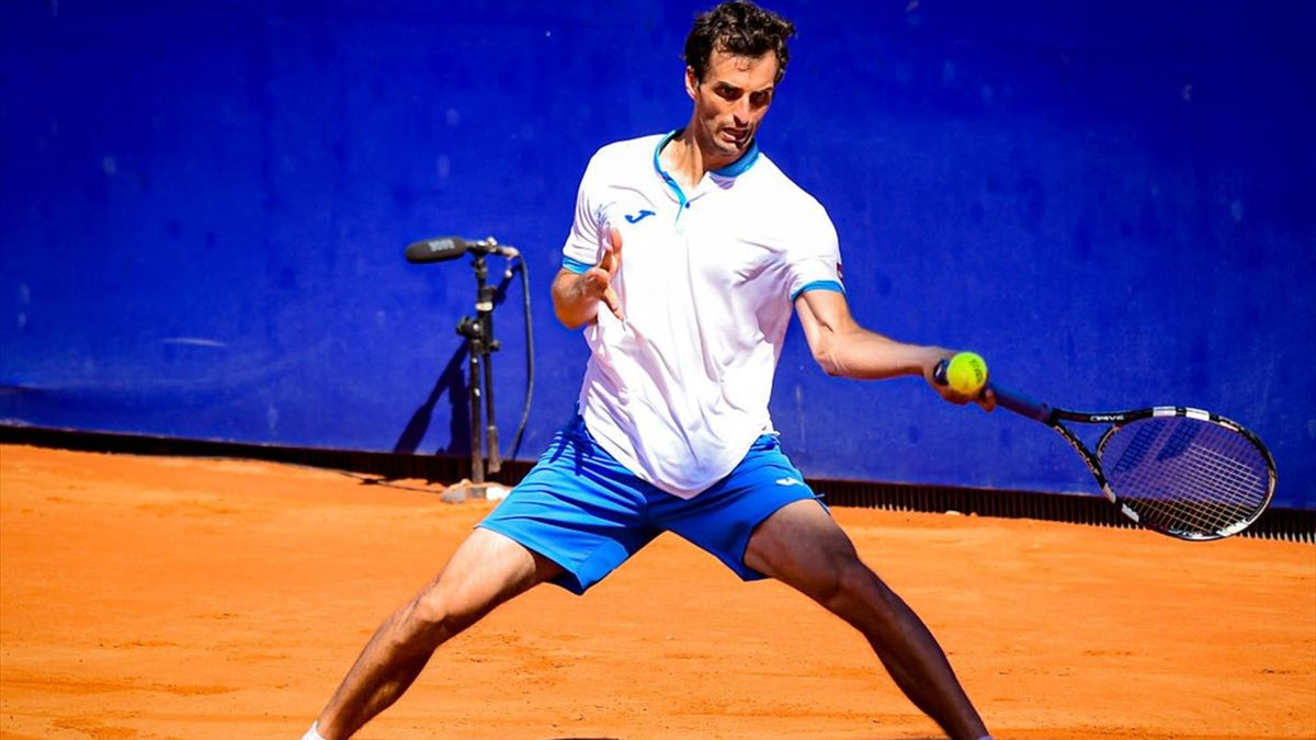 Albert Ramos-Viñolas, ATP 250 Buenos Aires