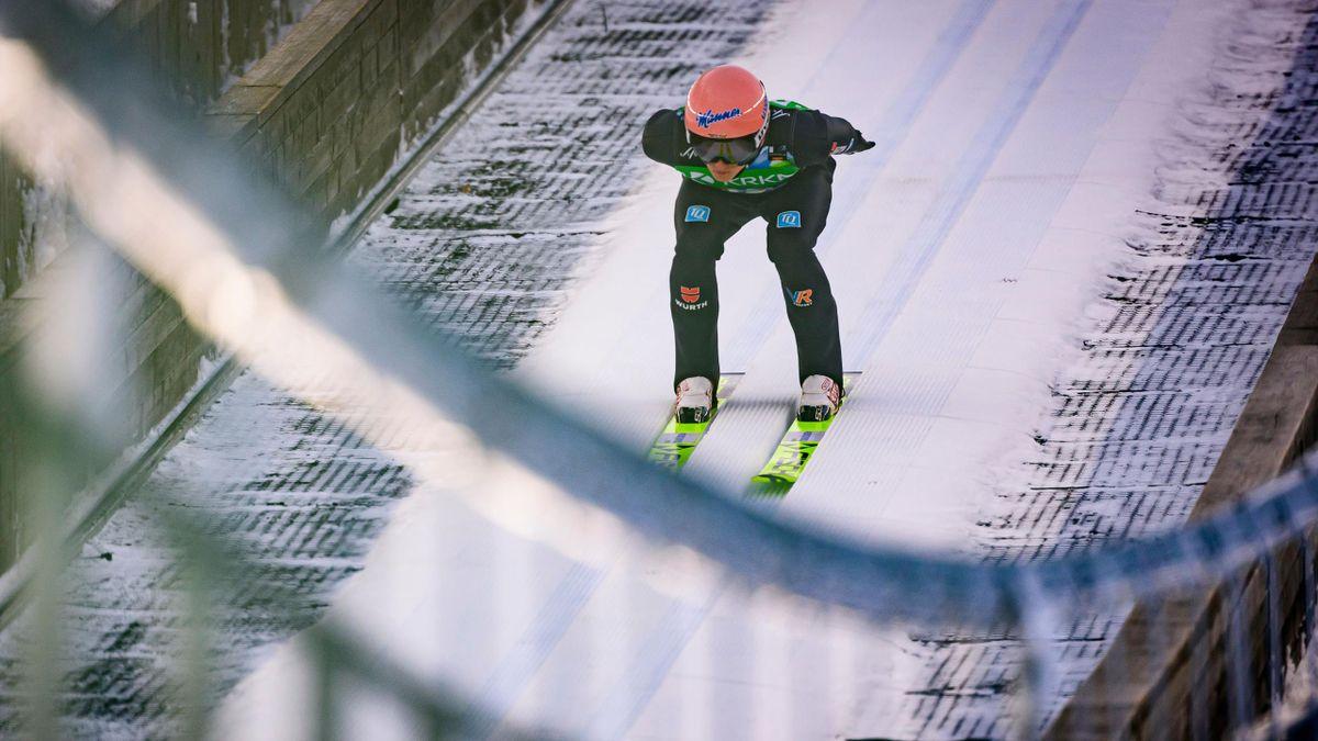 Llegan a Eurosport los saltos de esquí de los Cuatro Trampolines (Lunes 28, 16:15)