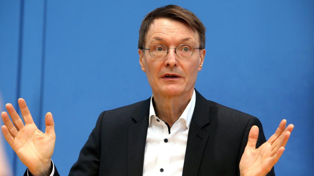 Karl Lauterbach, SPD-Politiker