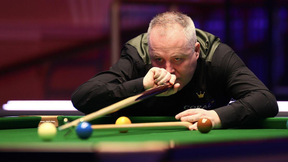 John Higgins startete furios beim Northern Ireland Open