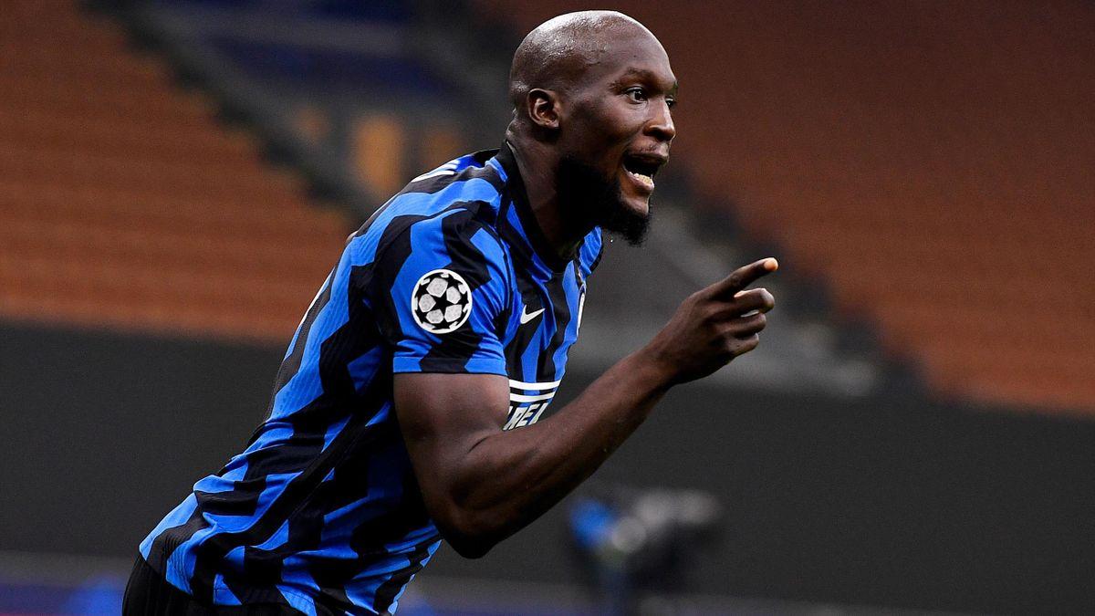 Romelu Lukaku scores for Inter