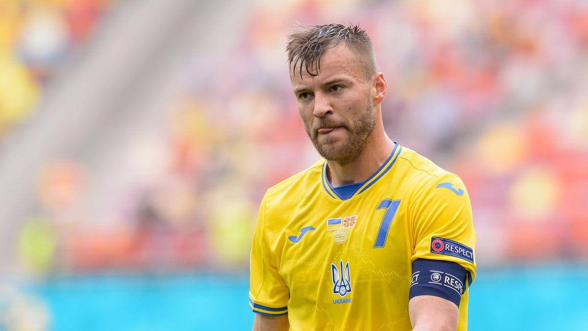 Андрей Ярмоленко, сборная Украины