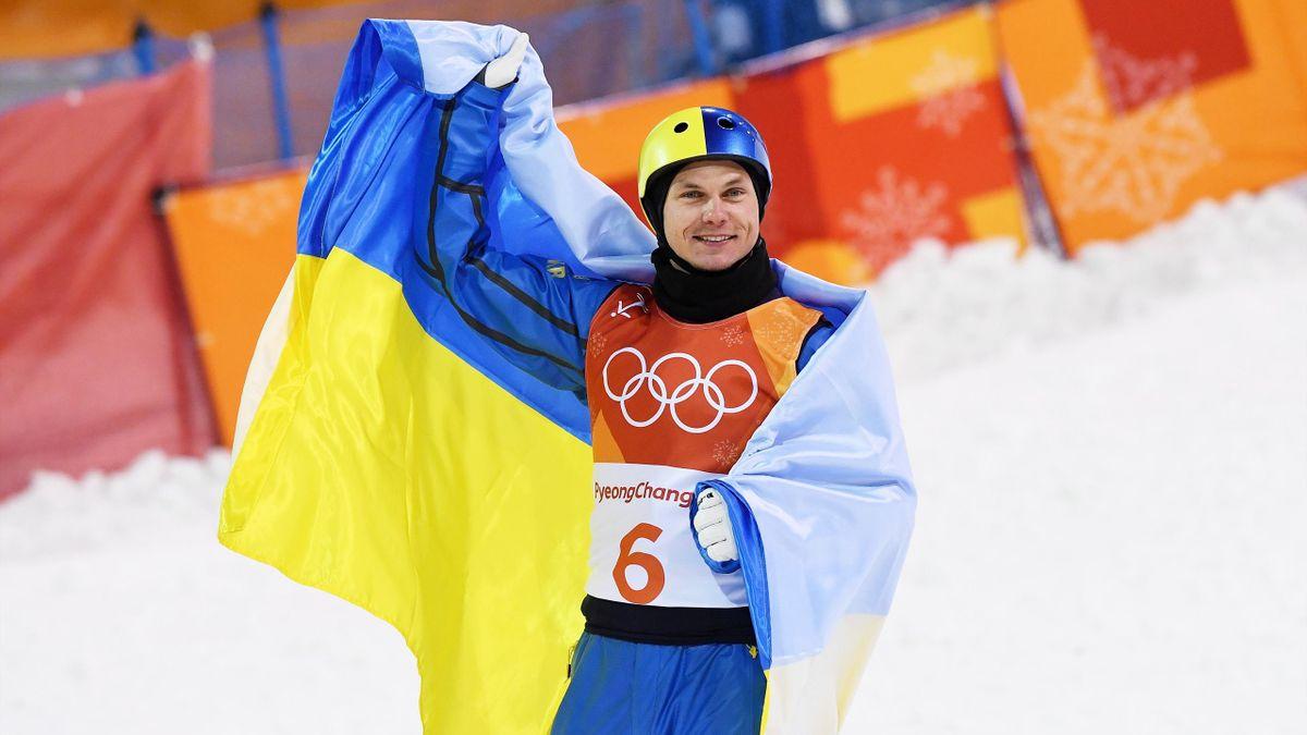 Olympia 2018: Alexander Abramenko