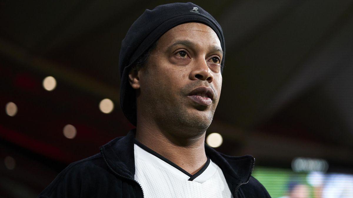 Ronaldinho a vorbit despre perioada petrecută în arest la domiciliu, într-un hotel din Paraguay