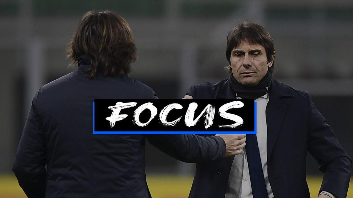"""Juventus-Inter: Conte e il """"dente"""" del giudizio"""