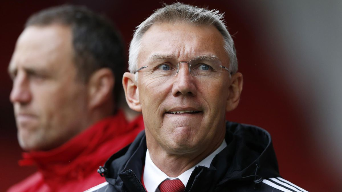 Sheffield United manager Nigel Adkins. Action Images via Reuters / Carl Recine