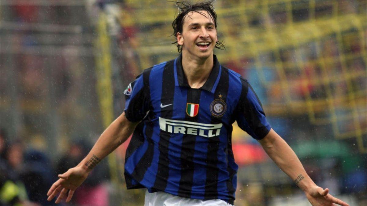 Zlatan Ibrahimovic - Parma-Inter 18 maggio 2008