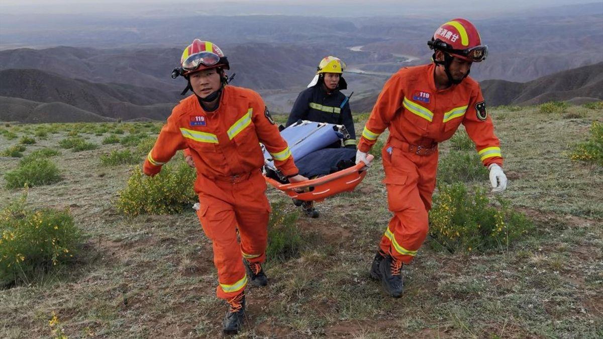 Tragedia in Cina, 21 corridori muoiono di freddo
