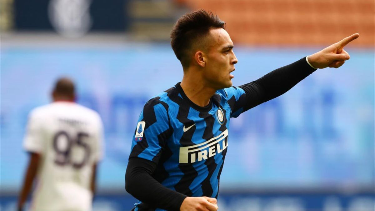 Lautaro Martinez - Inter-Crotone Serie A 2020-21