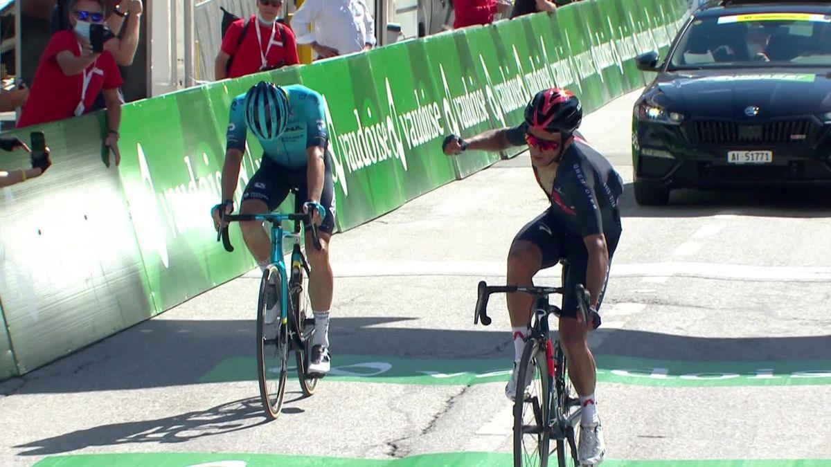 Ronde van Zwitserland| Hoogtepunten etappe 5