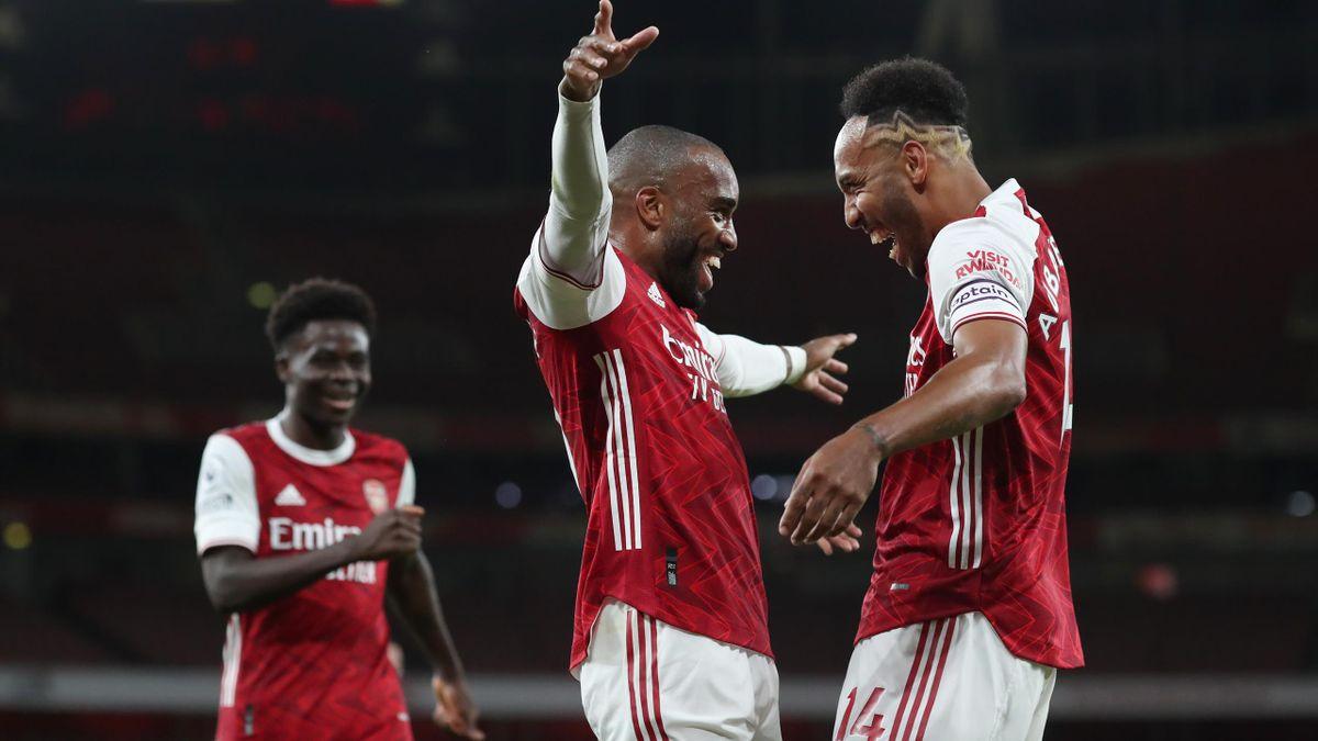 Arsenal - West Ham 2-1, în etapa a 2-a din Premier League