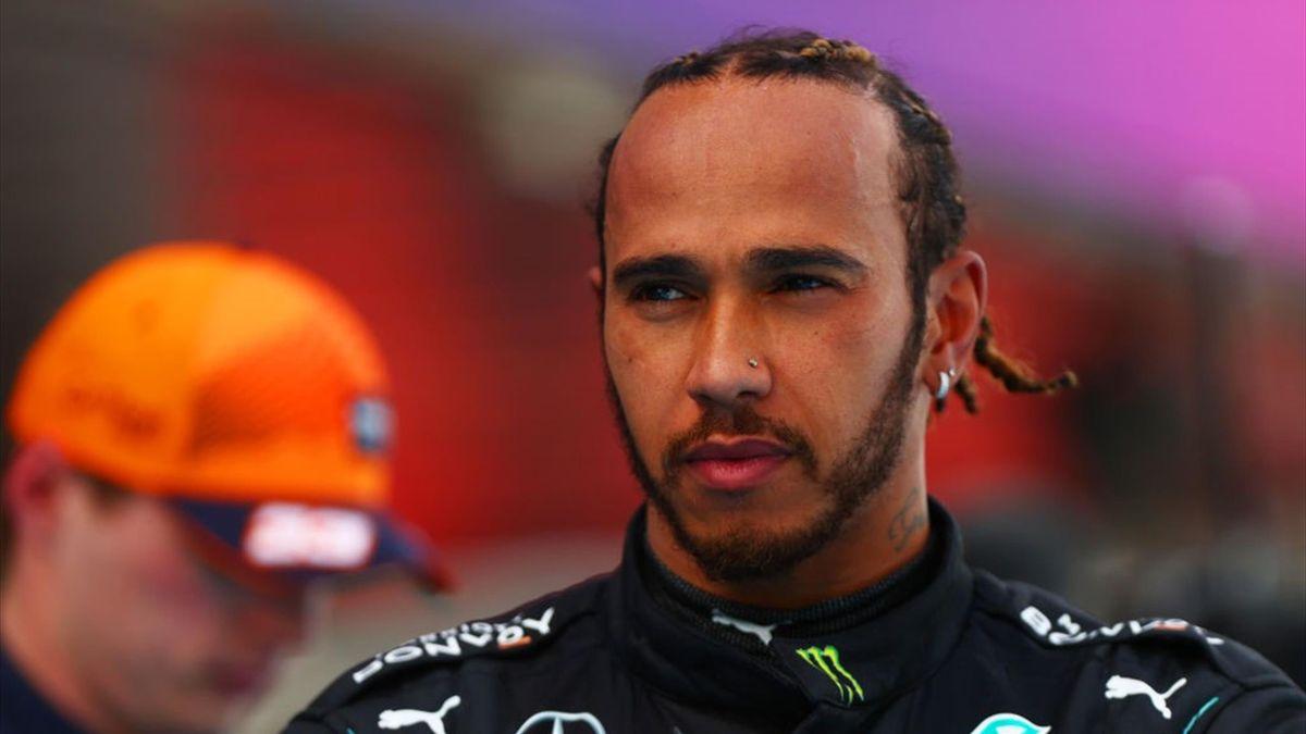 Lewis Hamilton (Mercedes) - GP of Spain 2021