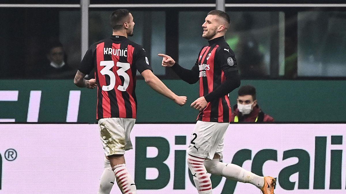 Krunic e Rebic, positivi al Covid: saltano Milan-Juve