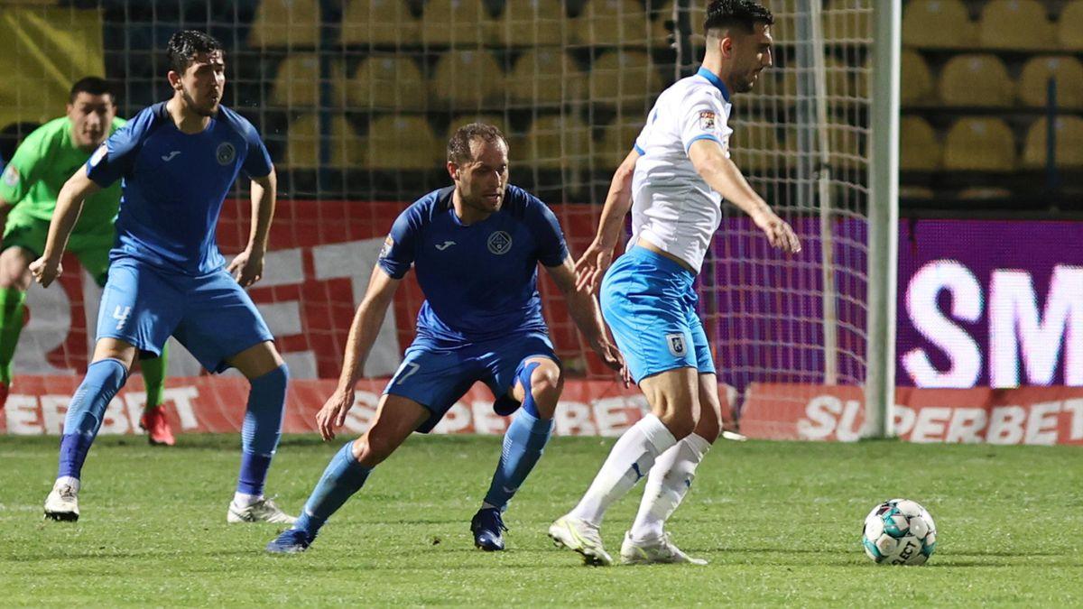 Clinceni - Craiova 1-0