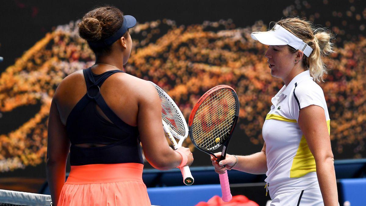 Наоми Осака – Анастасия Павлюченкова, Australian Open-2021