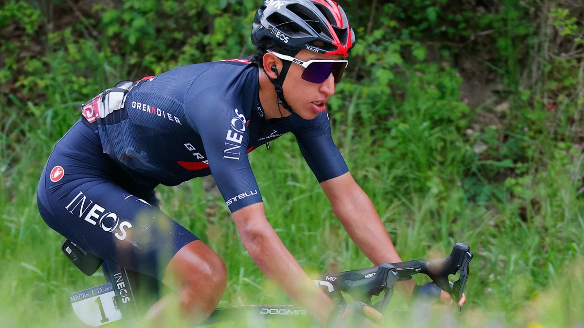 Egan Bernal | Giro d'Italia Stage 9