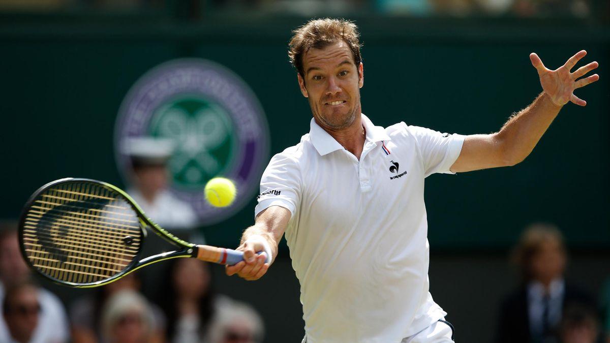 Richard Gasquet - Wimbledon 2015