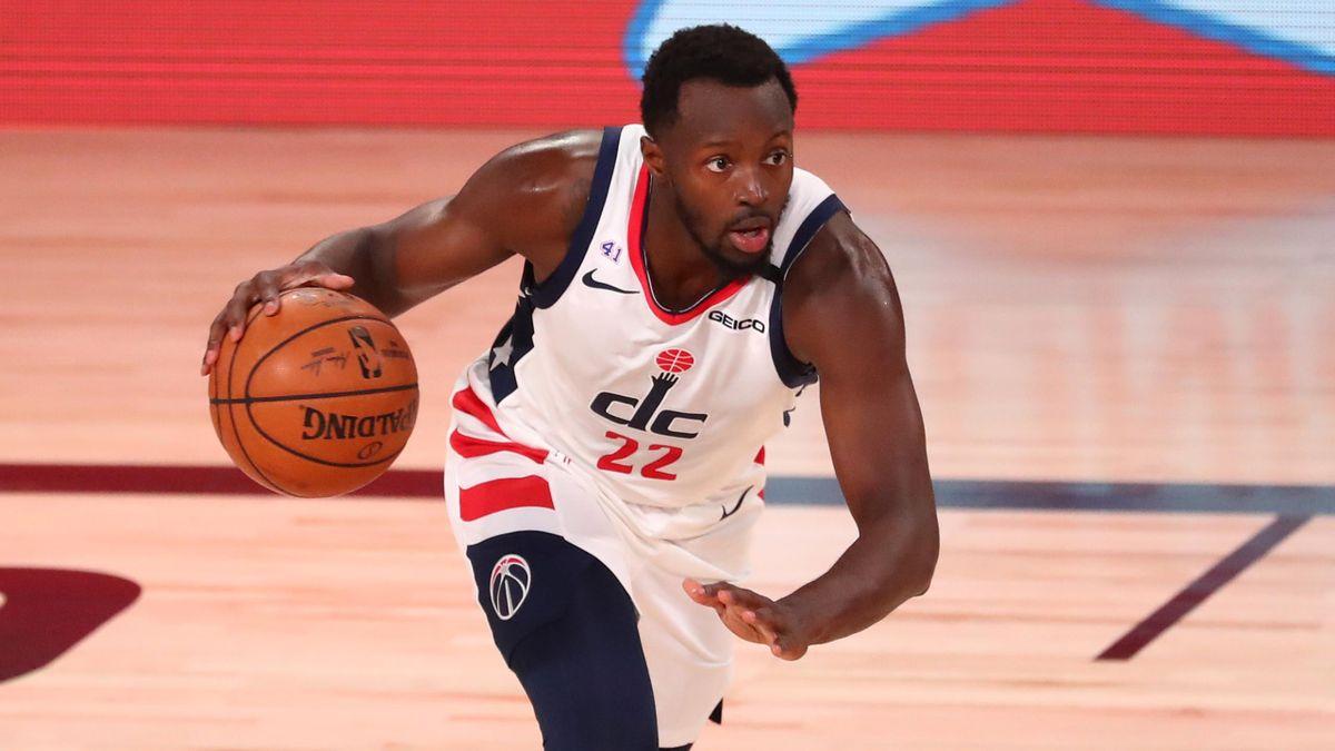 Jerian Grant, Washington Wizard, NBA 2020-21