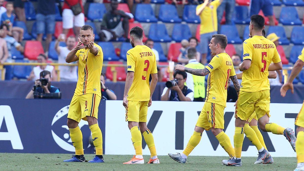 Danemarca U21 - Romania U21 (Preliminarii EURO 2021)