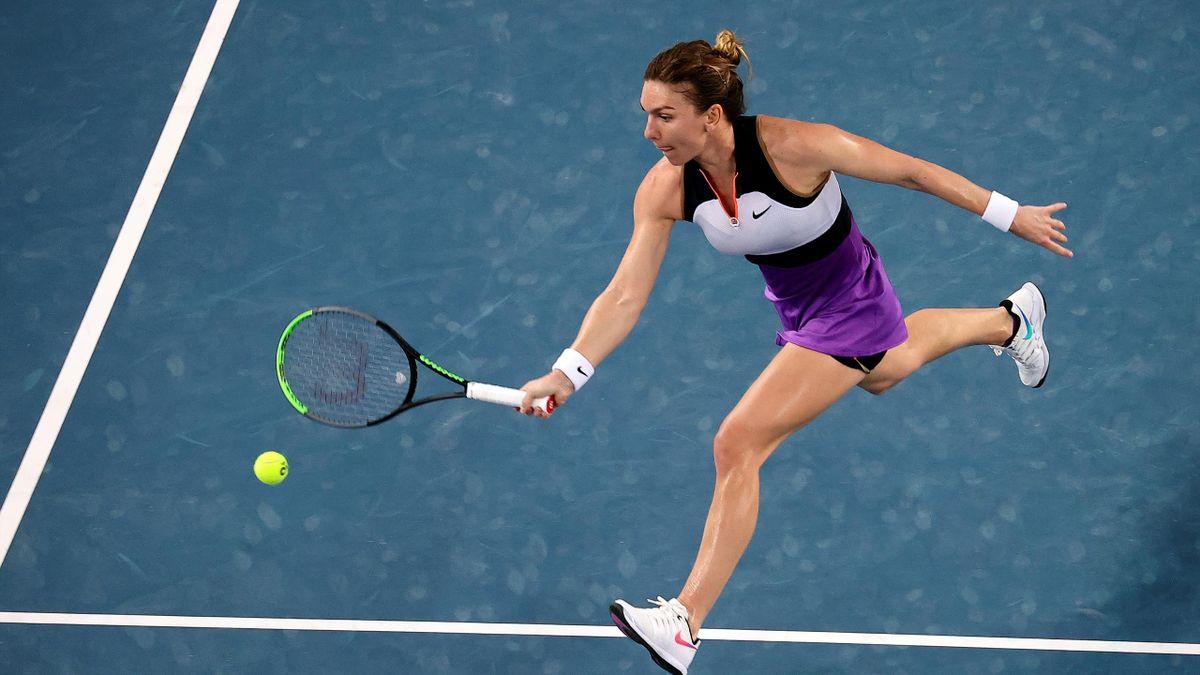 Australian Open: Simona Halep