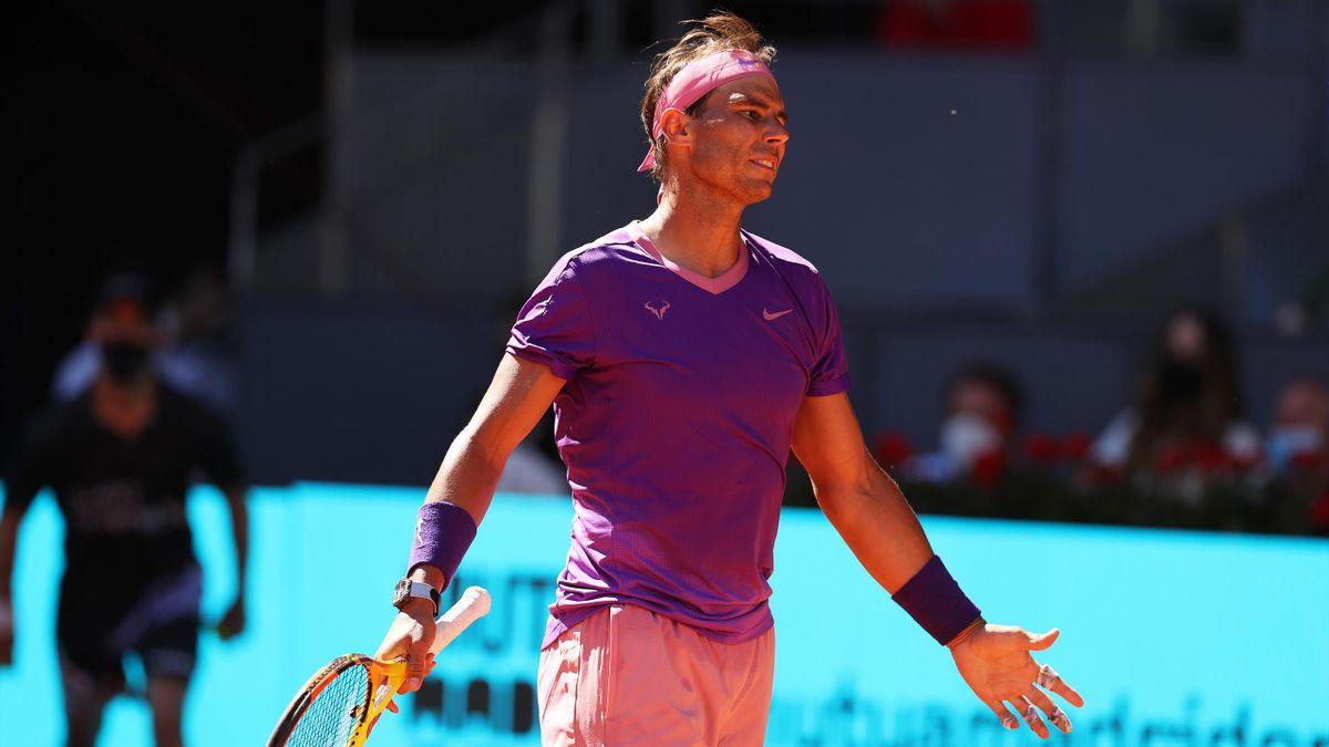 Rafael Nadal (ATP Masters 1000 Madrid 2021)