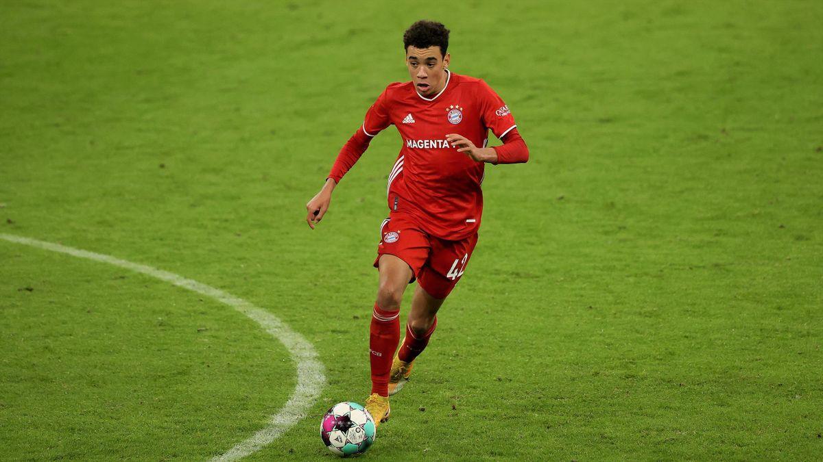 Jamal Musiala / FC Bayern München
