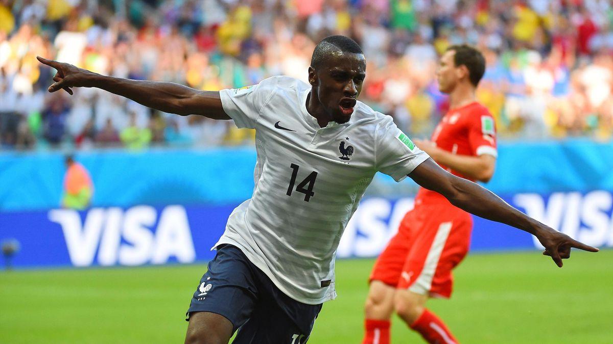 18e minute de France-Suisse : Blaise Matuidi double la mise pour les Bleus - Coupe du monde 2014