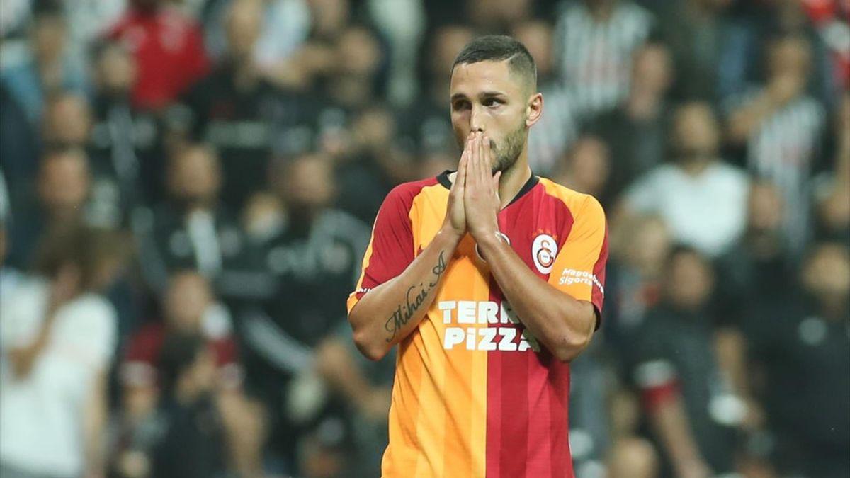 Florin Andone, atacantul român împrumutat la Galatasaray