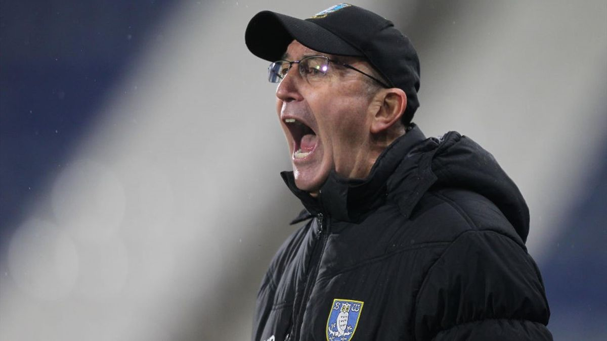 Tony Pulis lasted just 45 days in charge at Wednesday