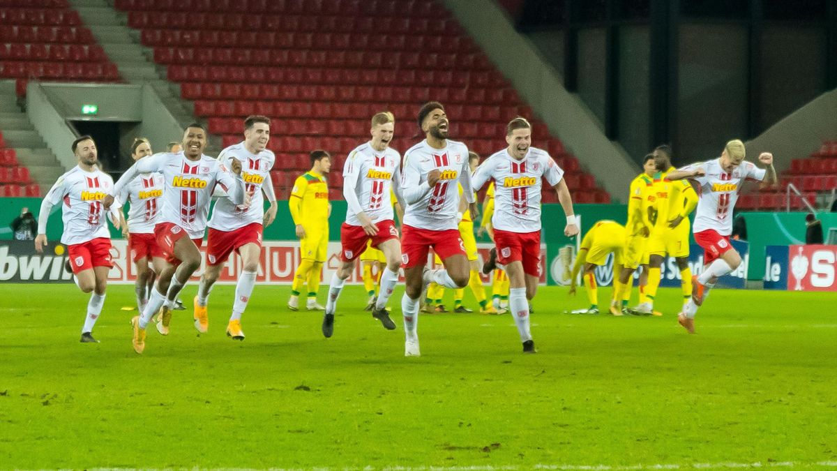 Jahn Regensburg vs. 1. FC Köln