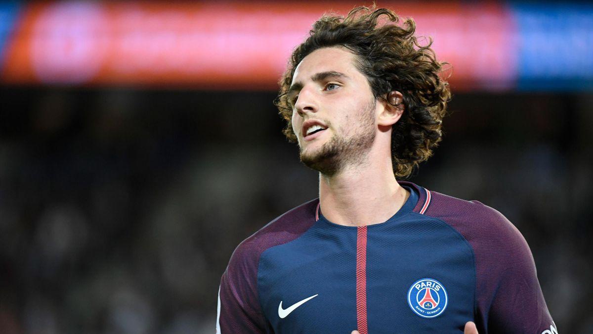 Adrien Rabiot va jouer un rôle capital au PSG