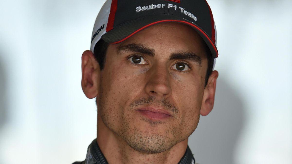 Adrian Sutil (Sauber) au Grand Prix de Monaco 2014