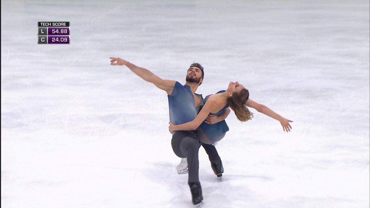 Figure skating - GP of France