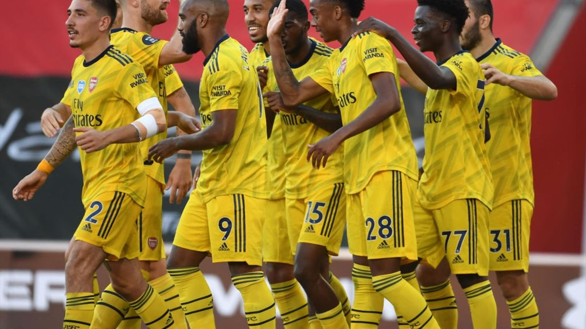 Premier League | Arsenal a anunțat în urmă cu puțin timp că Bukayo Saka a semnat prelungirea contractului pe termen lung
