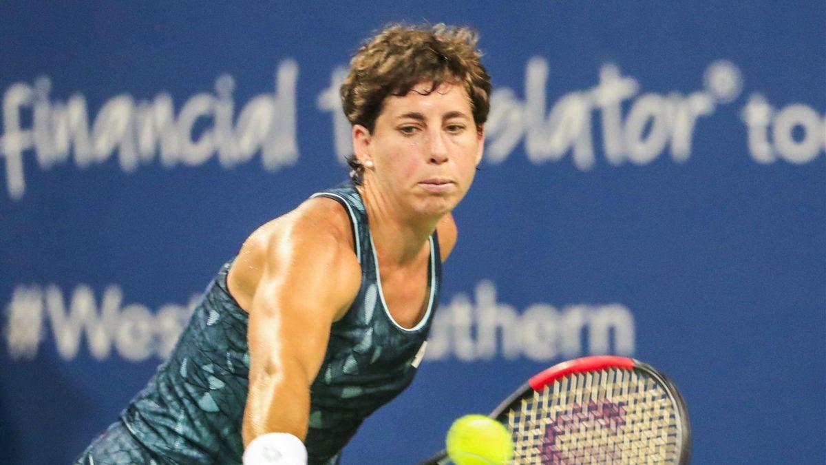 Carla Suárez | WTA Cincinnatti