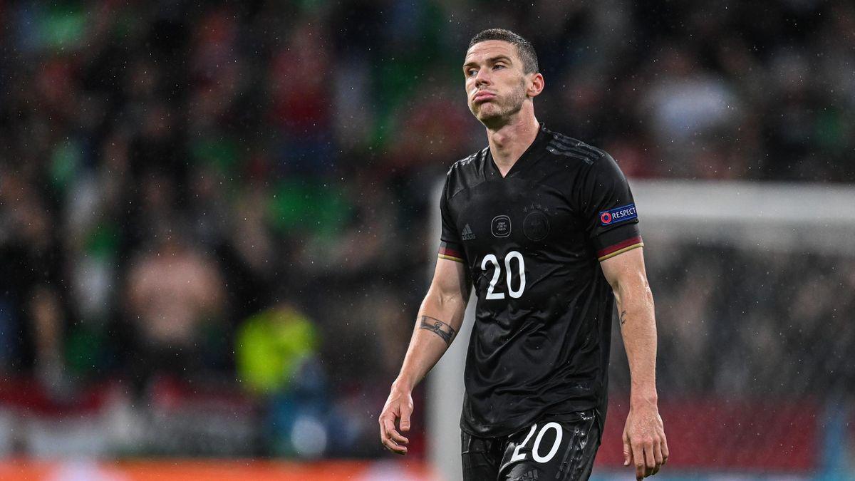 Robin Gosens bei der EURO 2020