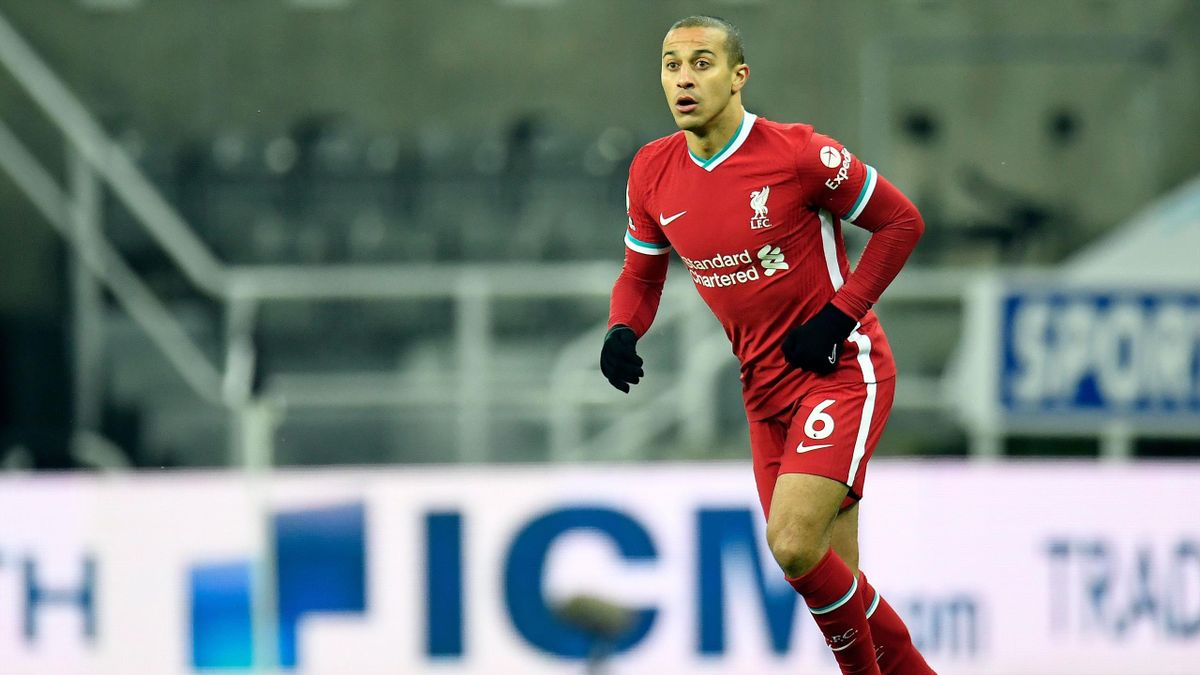 Thiago Alcántara (FC Liverpool)