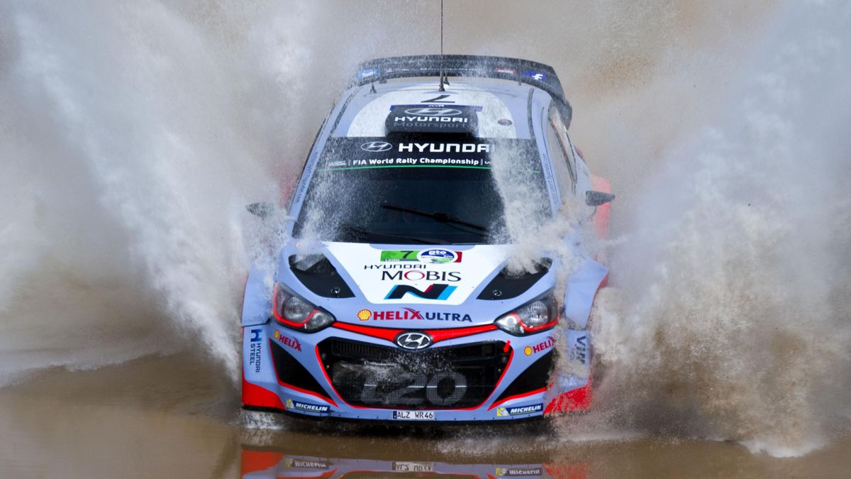Thierry Neuville (Hyundai WRT) – Rally of Mexico 2015