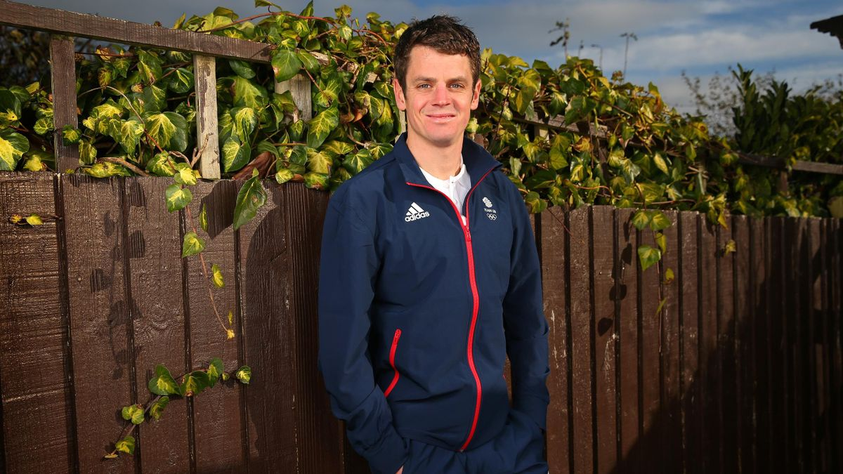 Jonny Brownlee will be heading to a third Olympic Games