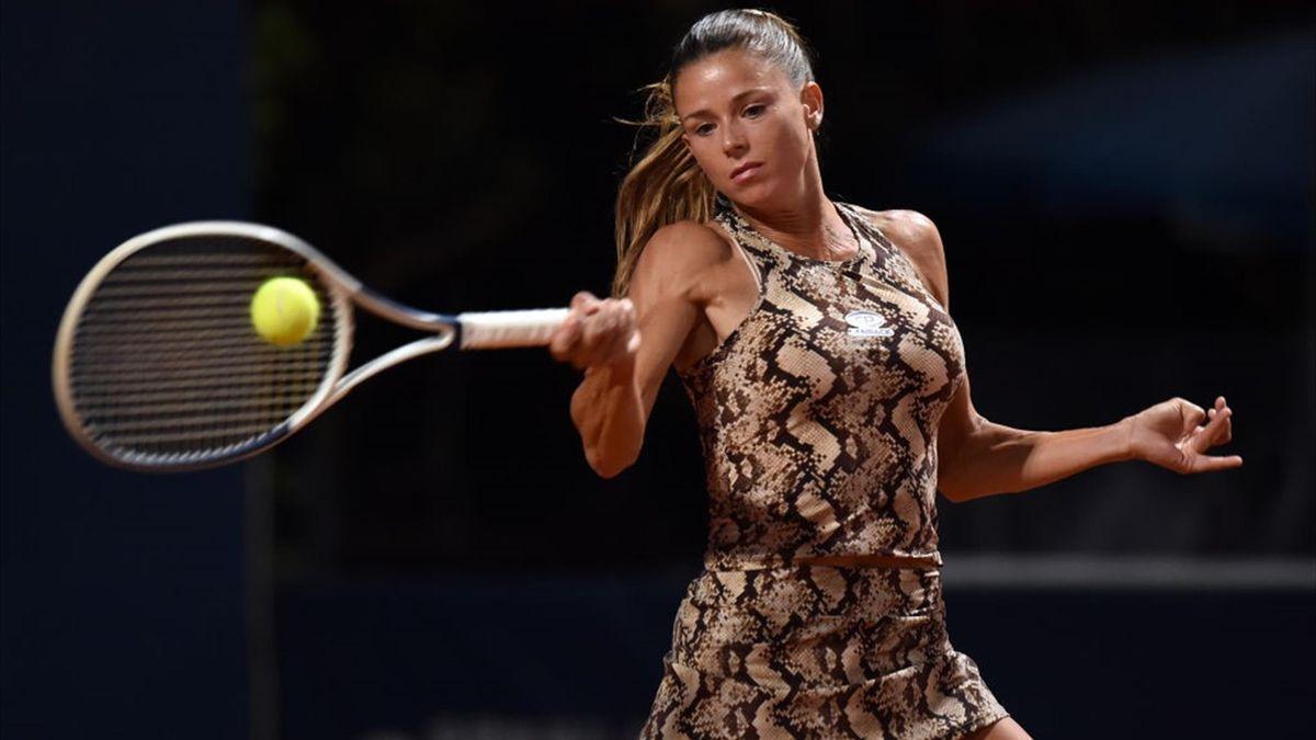 Camila Giorgi - WTA Palermo 2020