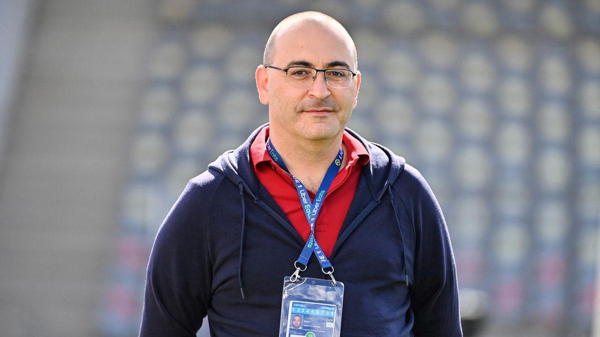 Rani Assaf, le président du Nîmes Olympique