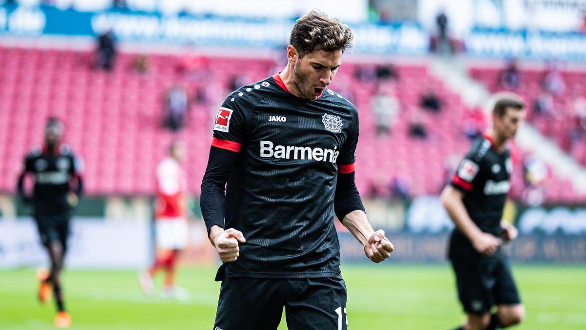 Lucas Alario - Bayer Leverkusen