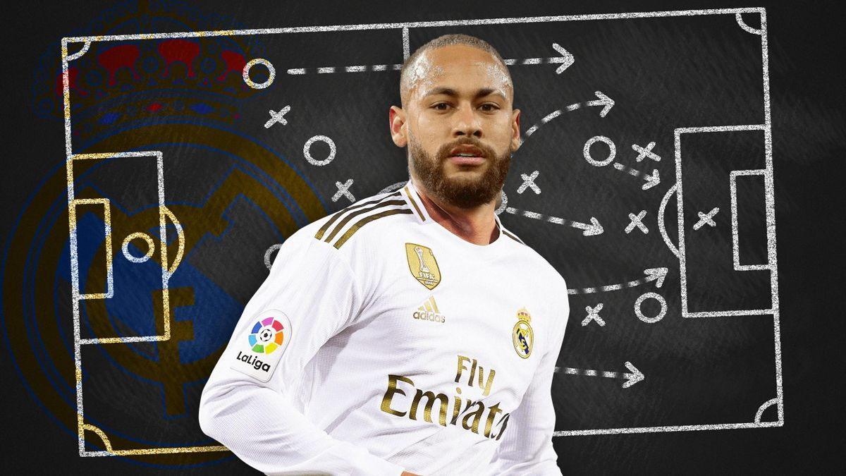 Fantasmes Tactiques - Neymar au Real Madrid