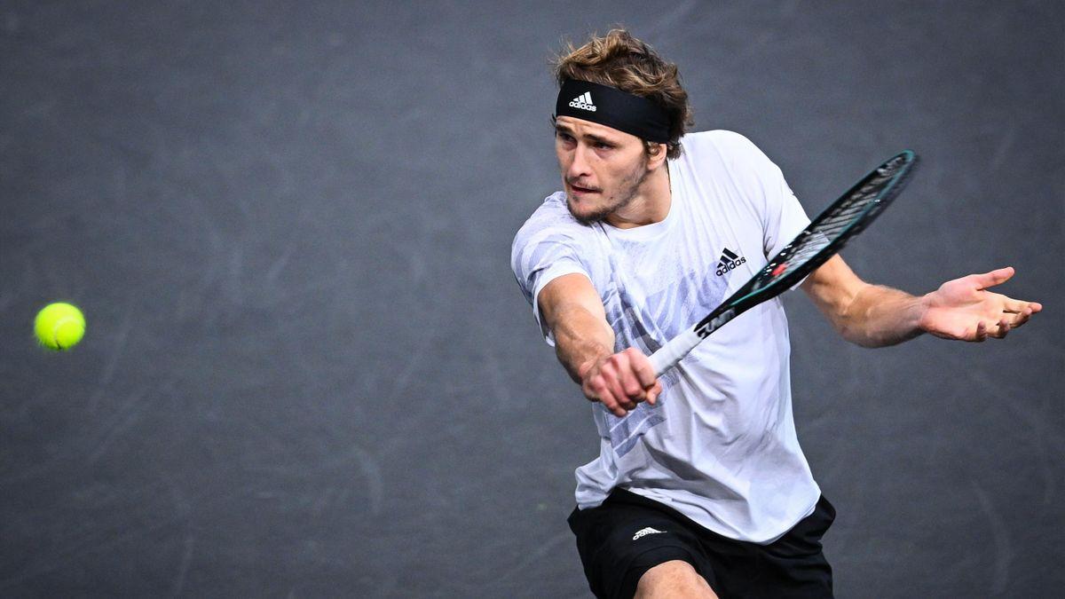 Alexander Zverev schlägt Nadal im Halbfinale von Paris