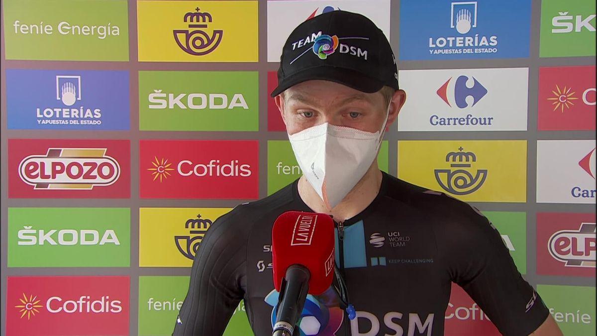 La Vuelta | Storer is na tweede ritzege het nieuwe goudhaantje van Team DSM
